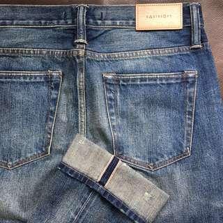EASIESOFT - W30 牛仔褲 Denim LEVIS LVC 日牛 501 WORKWARE