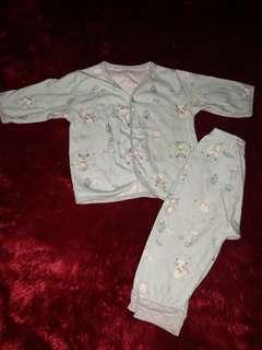 Baju Tidur bayi piyama bayi