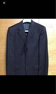 🚚 Prada黑色西袋外套