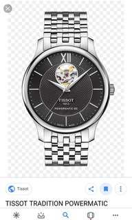 Tissot Traditional Watch Automatic (Men)