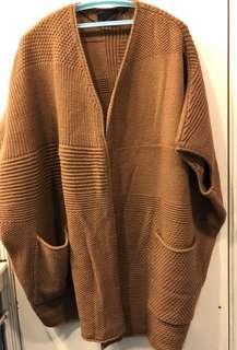 Giordano Ladies cardigan sweater long coat