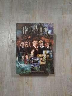 Harry Potter Stamps Collection Set