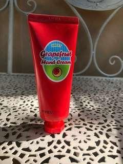 A'pieu Grapefruit Hand Cream #sparkjoychallenge