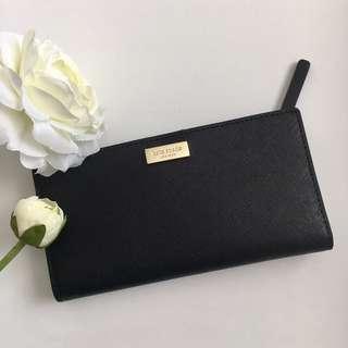 Kate Spade Newbury Lane Stacy Saffiano Leather Wallet