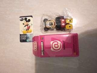Medicom toy bearbrick micky mouse 米奇老鼠 series 17 絕版 100% be@rbrick