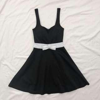 BW Cut-out A-line Dress