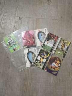 🚚 Soccer cards