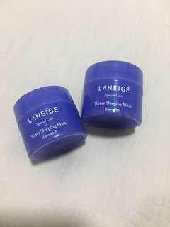 Laneige Water Sleeping Mask Travel Size (Set of 2) - Lavender