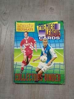 Merlin Ultimate Premier League Collectors Cards (1995/1996)