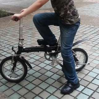 美國大行鋁合金折疊車黑色BYA412 Dahon Dove Aluminum alloy Folding Bicycle in Black