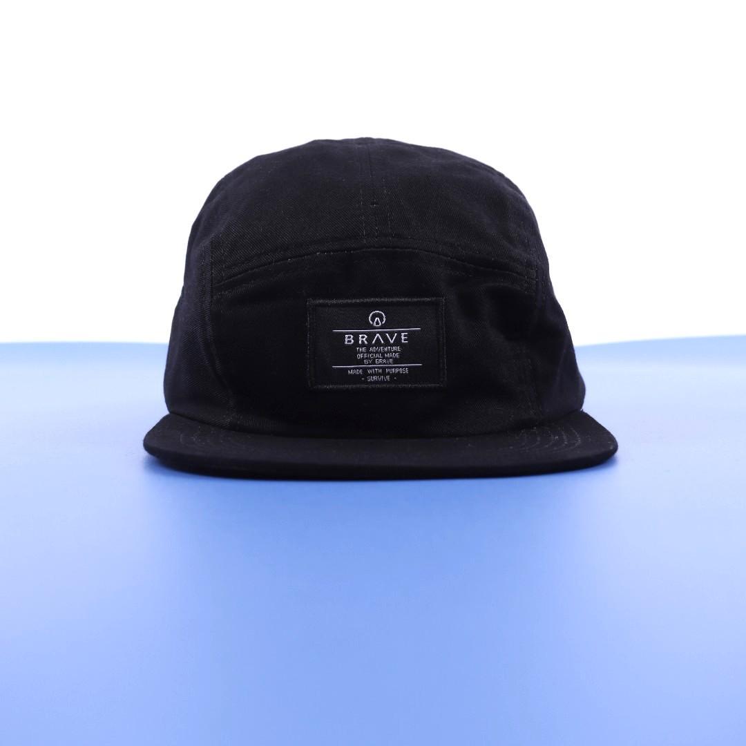 5 Pannel Cap Basic