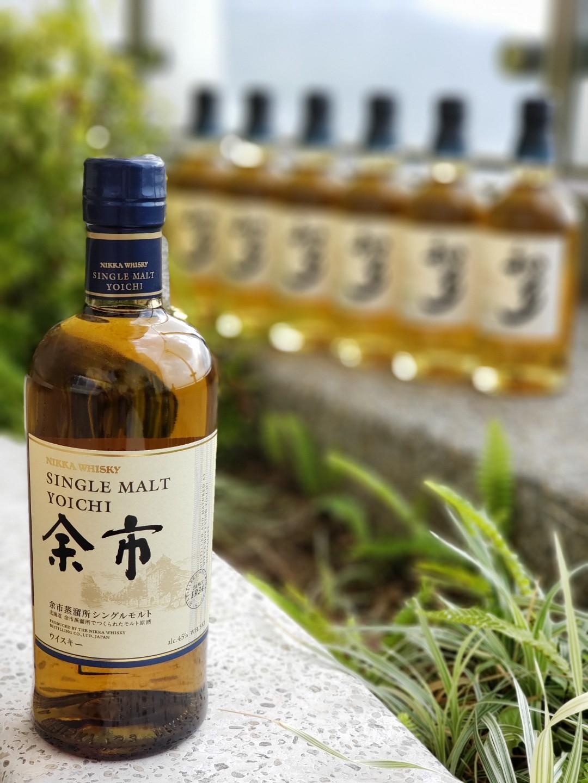 余市single malt 日本威士忌