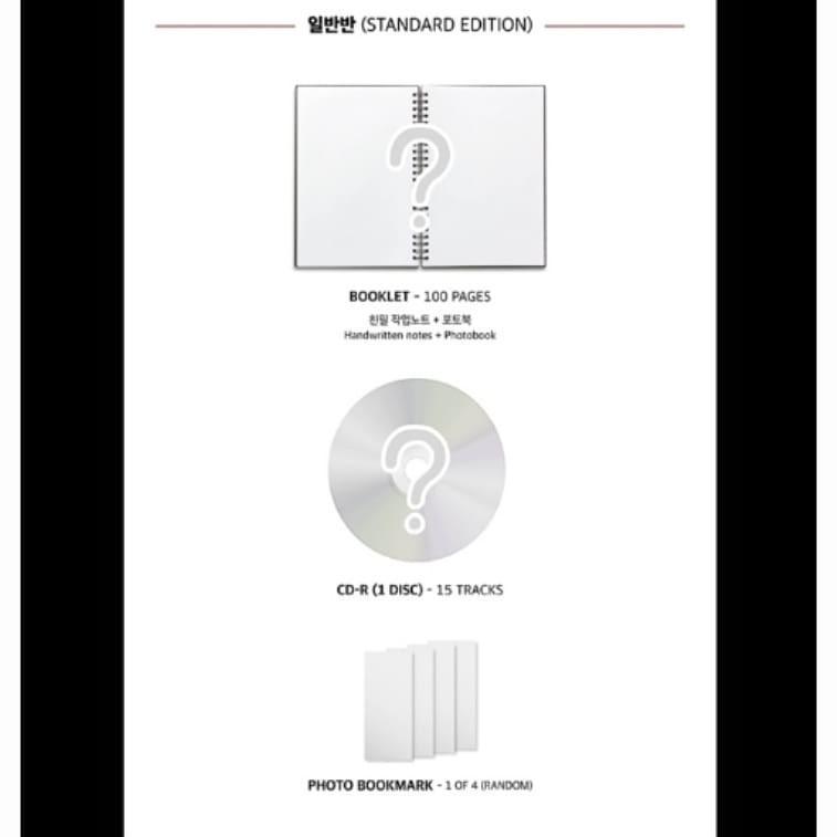 방용국 BANG YONGGUK - 1st Album BANGYONGGUK (Standard Edition)