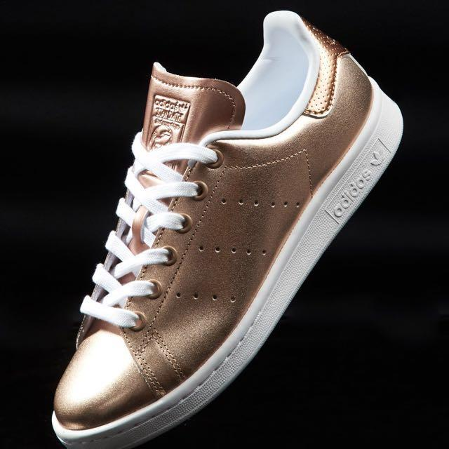 taille 40 231c2 3893a 💥 SALE CNY EXCLUSIVE Adidas Stan Smith Rose Gold Instock ...