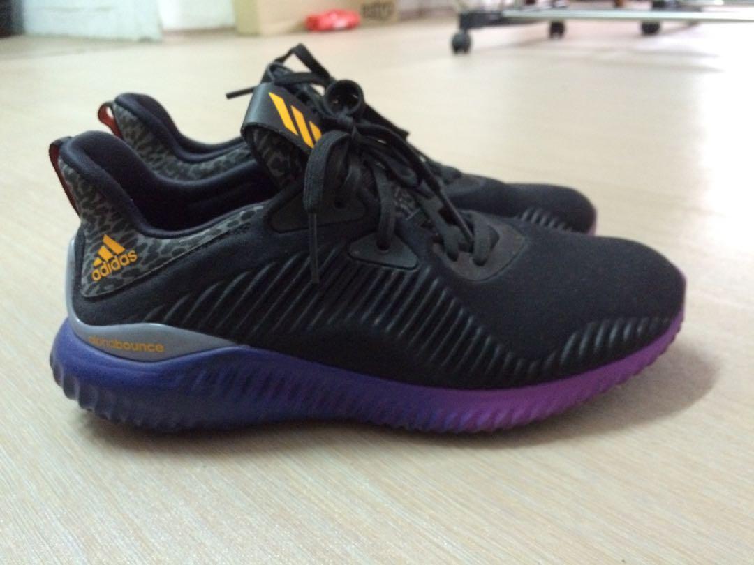 46e967906 Adidas Alpha Bounce