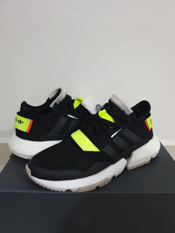 huge discount d0f96 6f502 Adidas Energy POD - S3.1, Men s Fashion, Footwear, Sneakers on Carousell