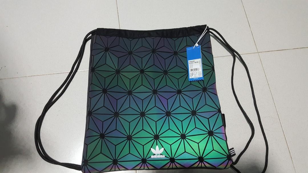 2600e9184778 Adidas Issey Miyake Drawstring Bag