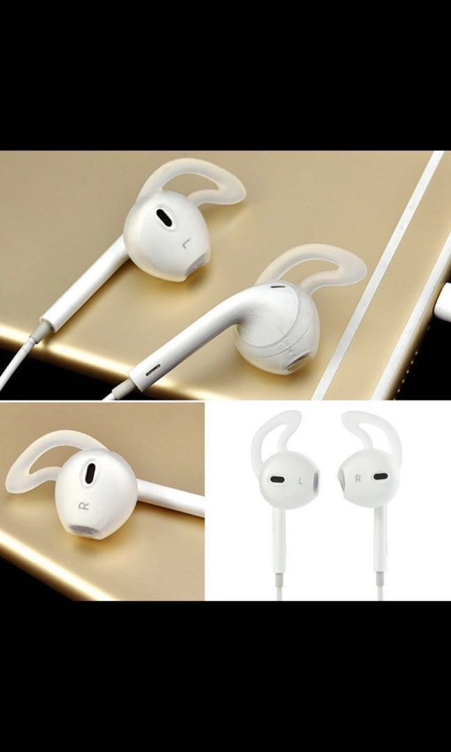 cce4a35cd79 AirPod EarPod EarHook EarBud Silicon, Mobile Phones & Tablets ...