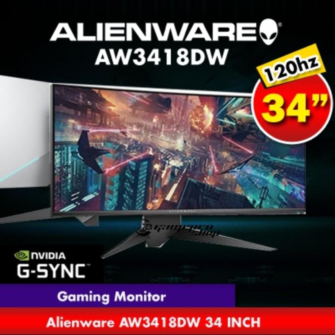 Alienware AW3418DW