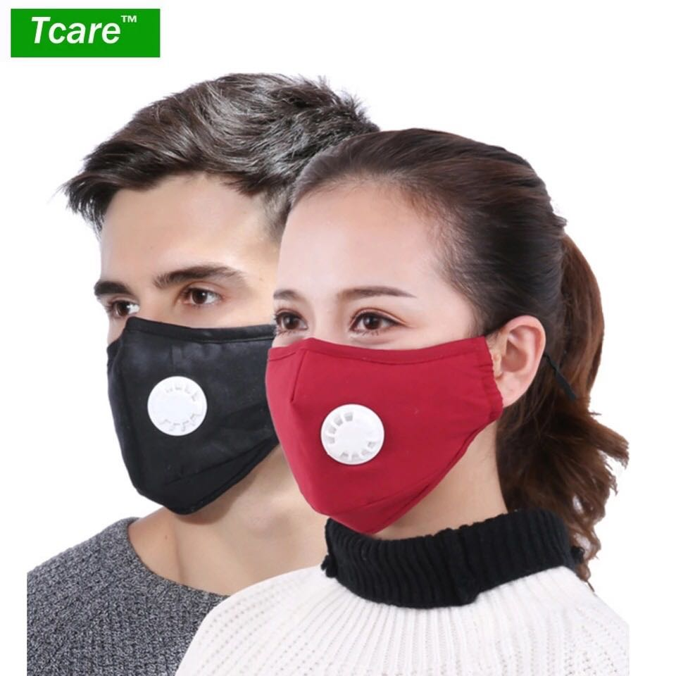 Mask Cotton Masks Respirator Dust Reusable Washable Anti Pollution