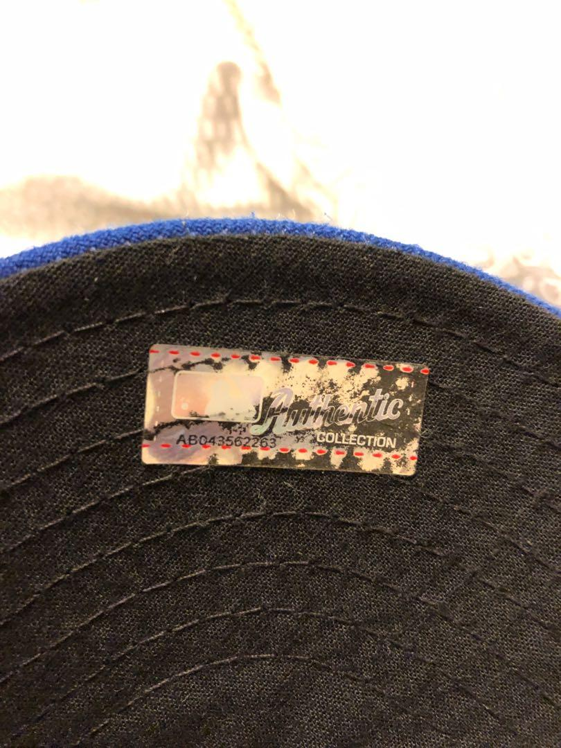 Authentic Blue Jay's On-Field Cap - 7 1/4