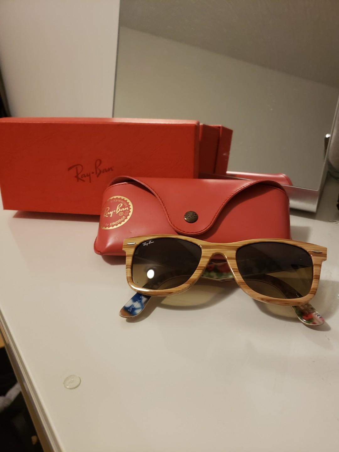 Authentic Ray Ban Wayfarer RB2140 special series #11