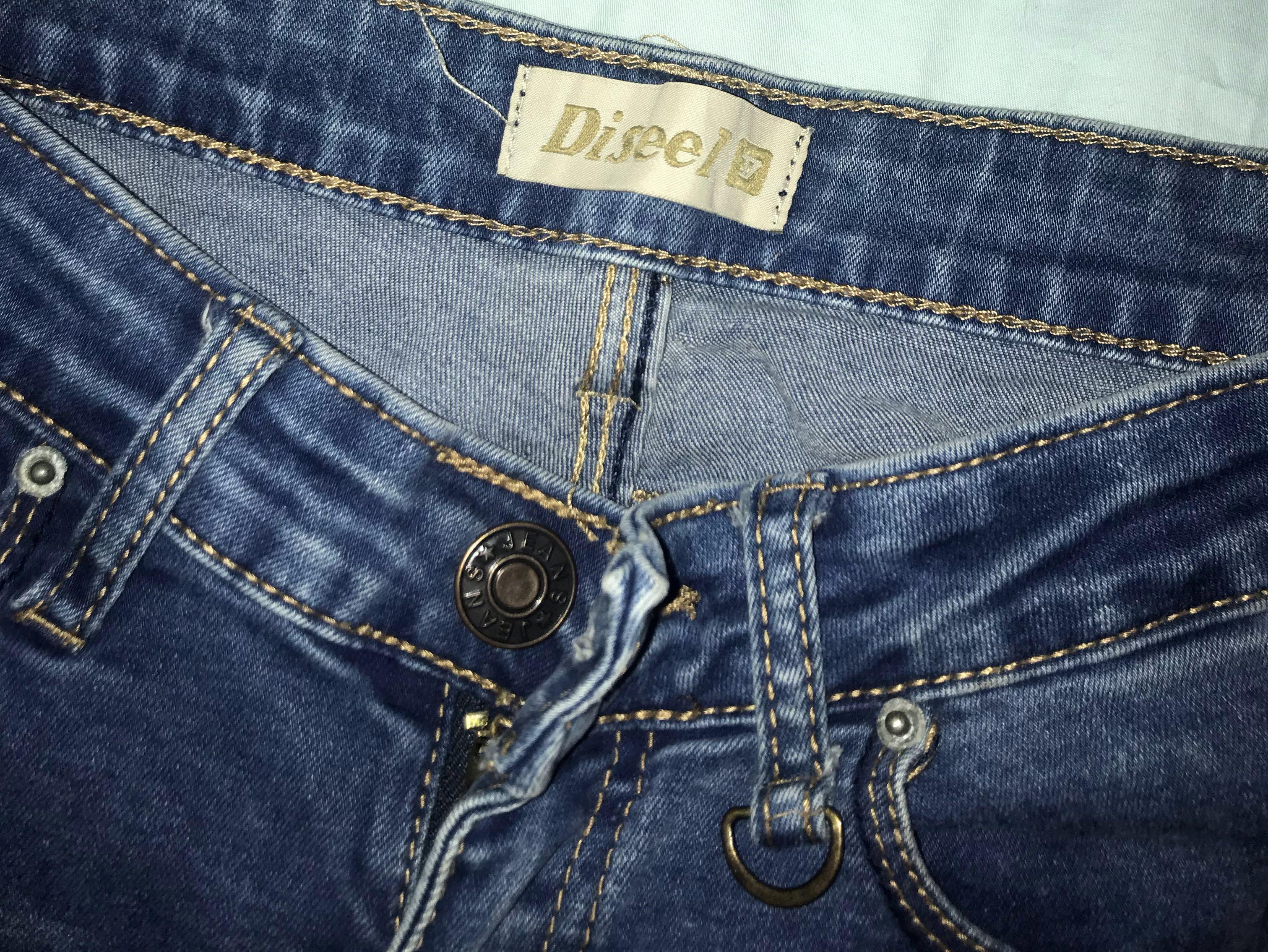 Blue Diseel jeans