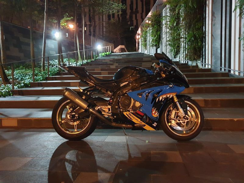 Bmw S1000rr 2014 Motorbikes Motorbikes For Sale Class 2 On Carousell