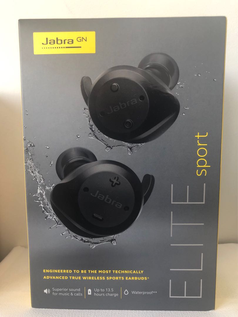 d68f57ad308 BN Jabra Elite Sport, Electronics, Audio on Carousell