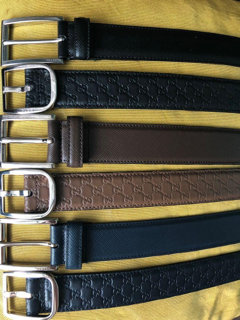 11dd93db1e0d Brand new Gucci guccissima belt size 90, Luxury, Accessories, Belts ...
