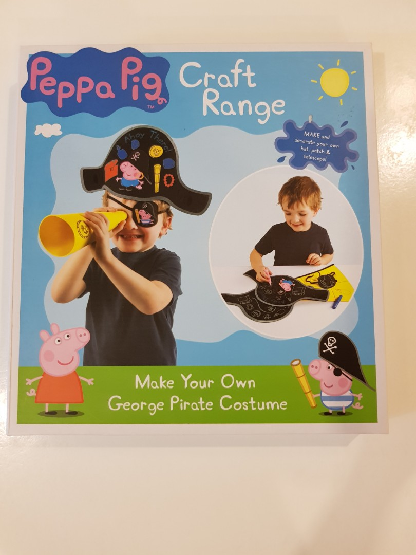 Brandnew Peppa Pig Creative Set