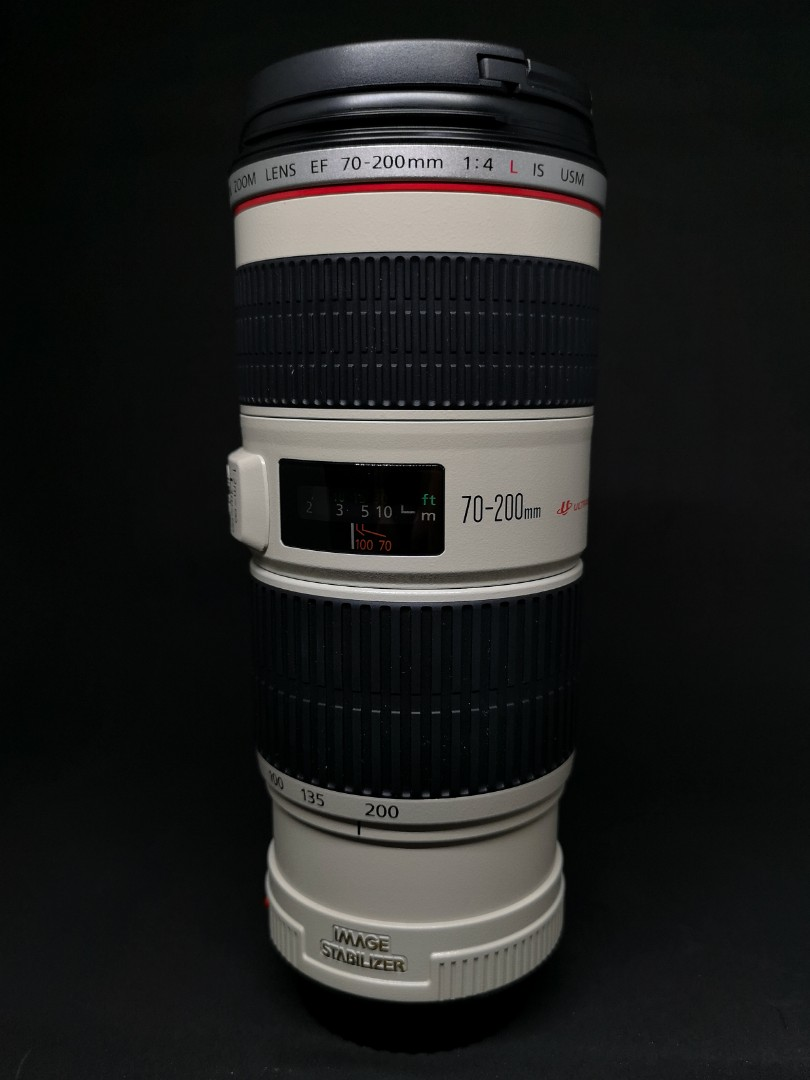 Canon EF 70-200 F4 IS