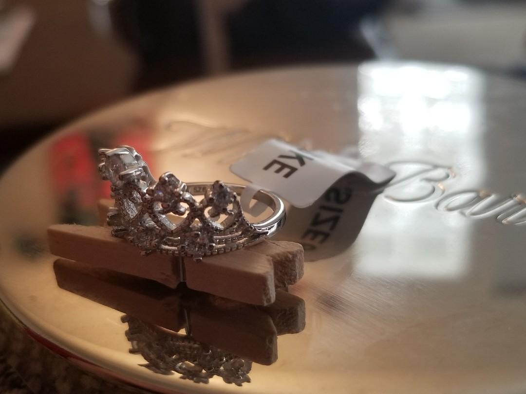 Charmed Aroma Princess Ring