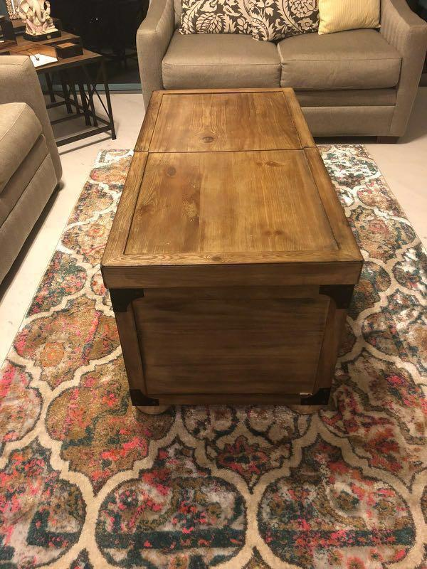 Coffee Table / Storage Chest