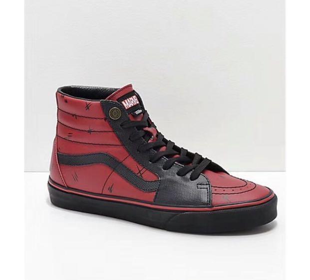 Deadpool x Vans