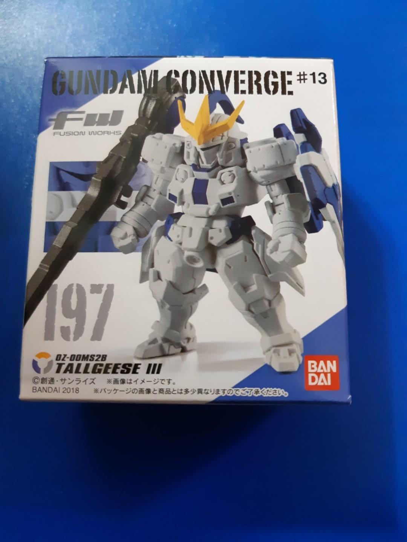 FW Gundam Converge#197