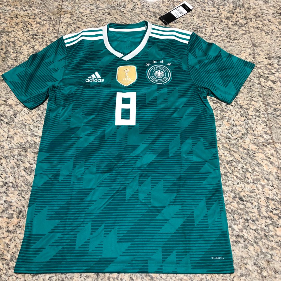 d55b6bb5621 Germany World Cup 2018 Away Jersey