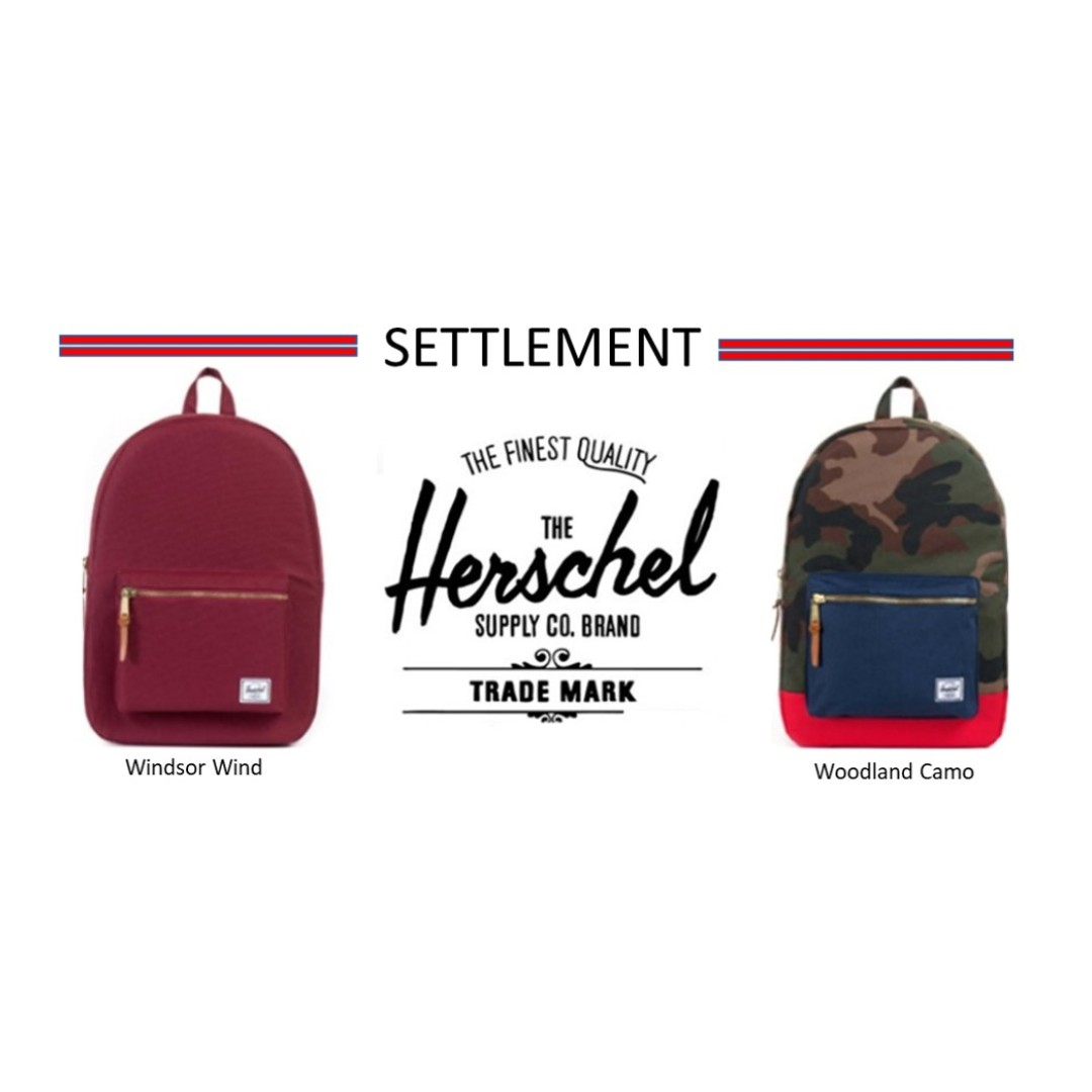 77c79701de Herschel Supply Settlement Backpack   Herschel   Herschel Backpack ...