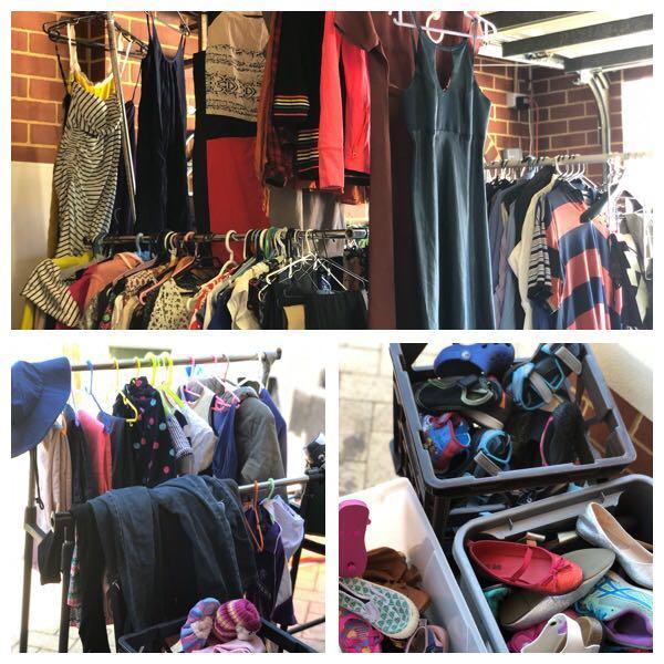 Huge Clothing, Shoe & Accessorise sale