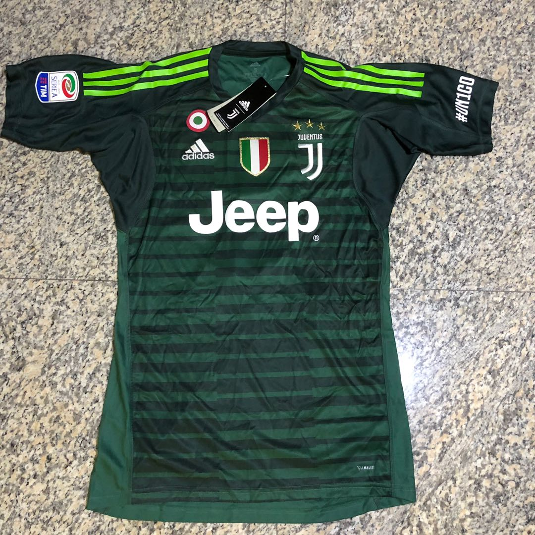 brand new 3a18e 04ce9 Buffon jersey number