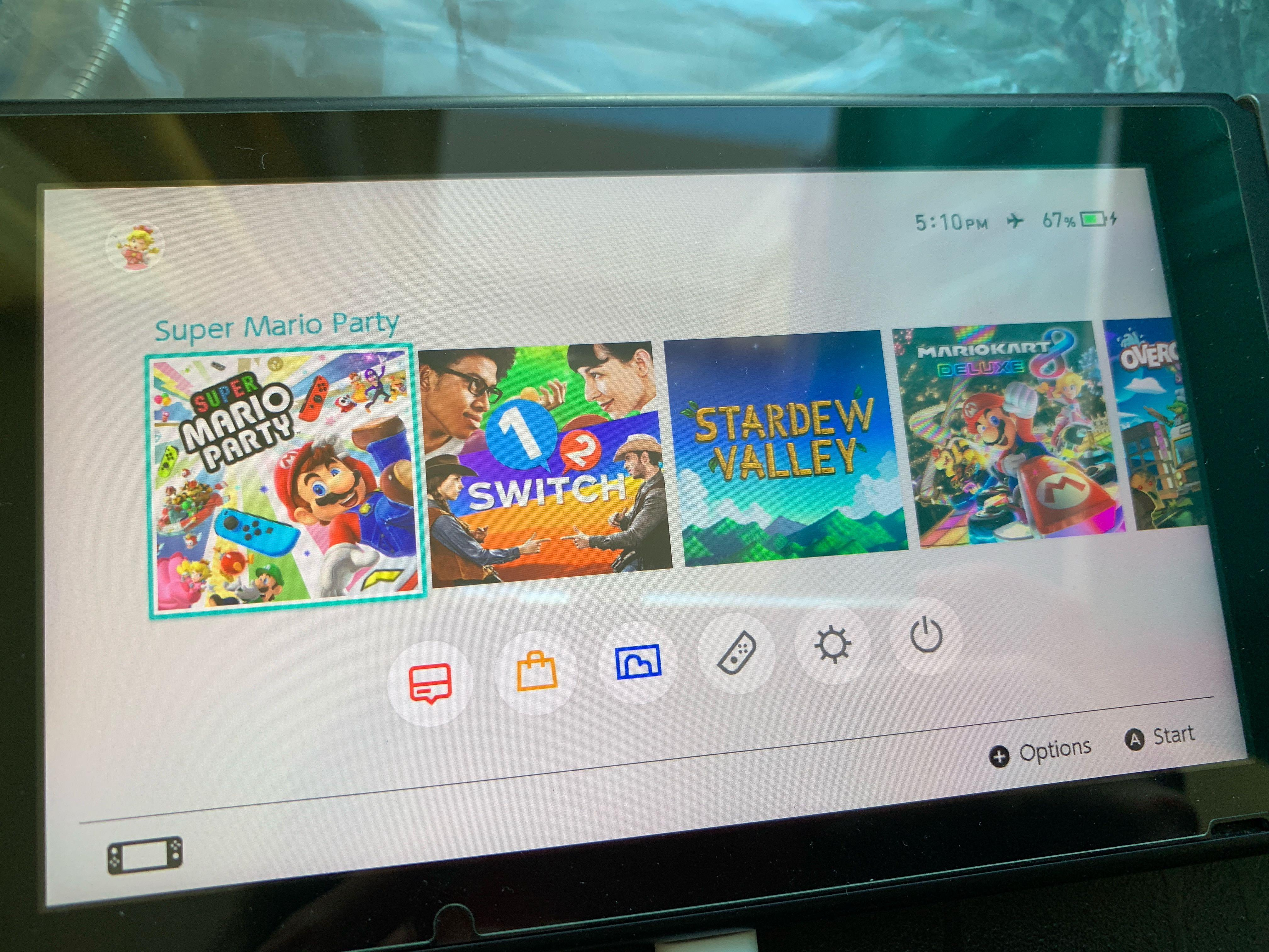 Modded Nintendo Switch, Toys & Games, Video Gaming, Consoles