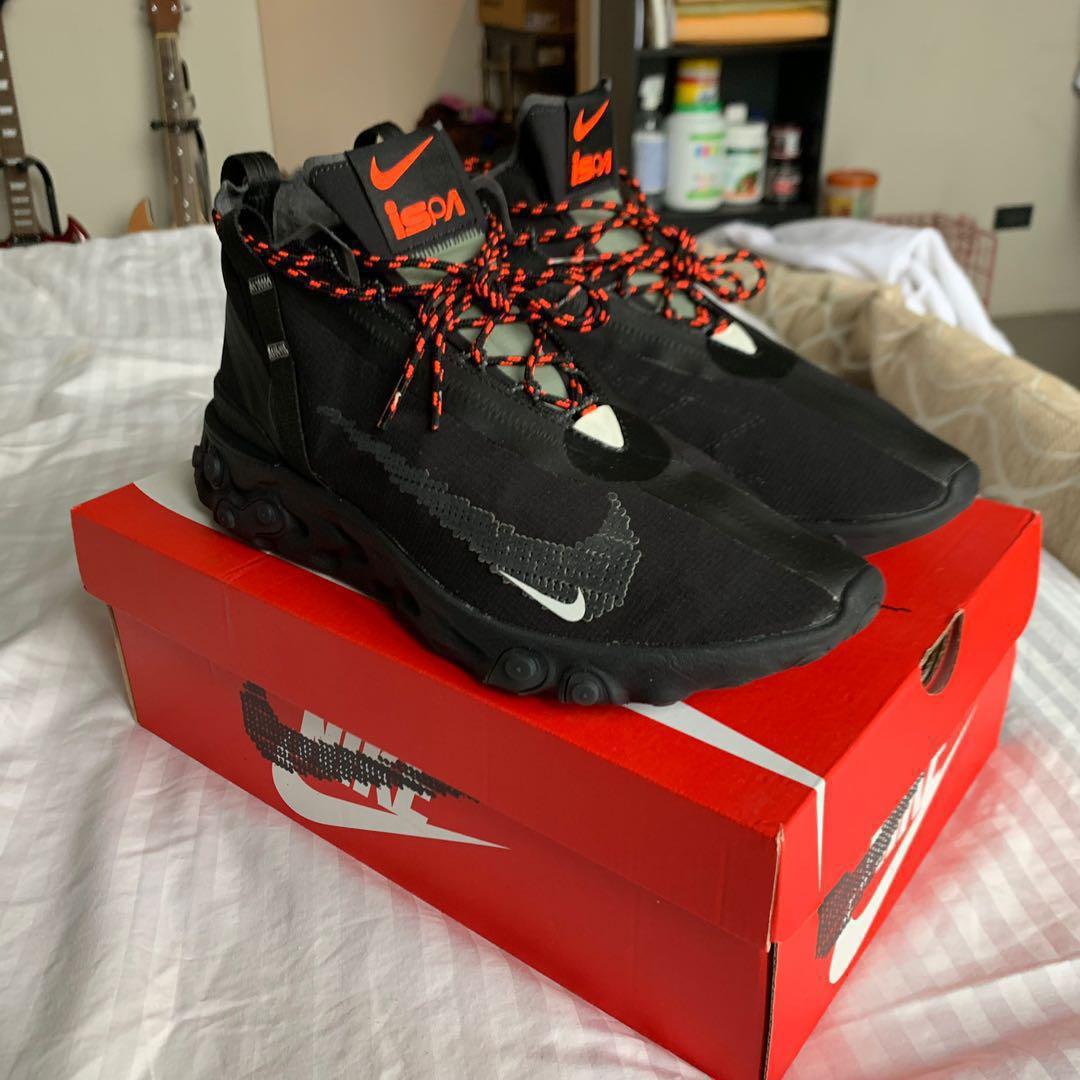 5c9ede5244c Nike React Runner Mid WR ISPA Size US12