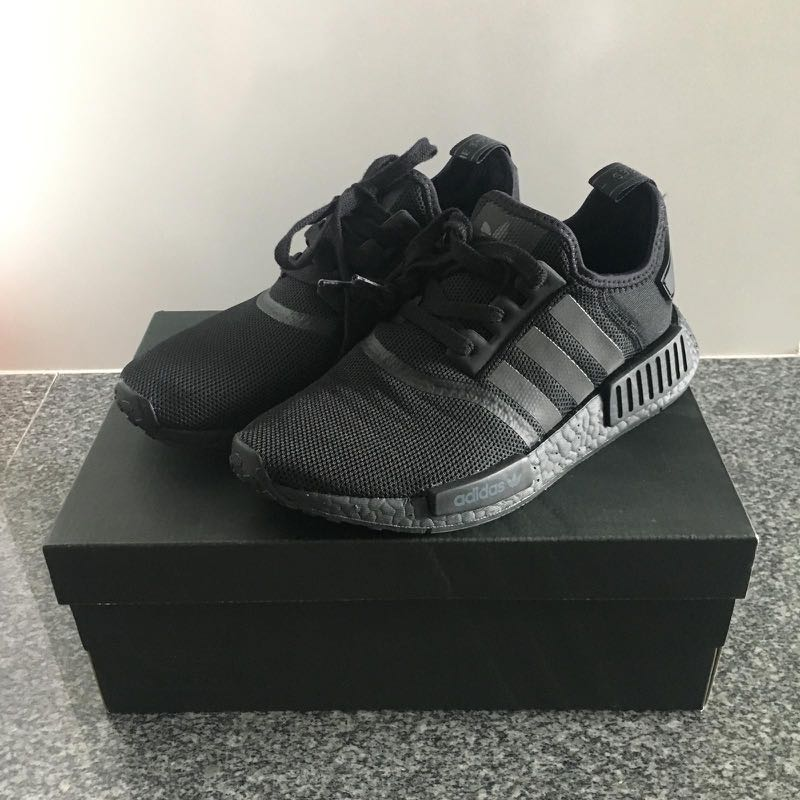 low cost feaab 5d322 NMD R1 Triple Black