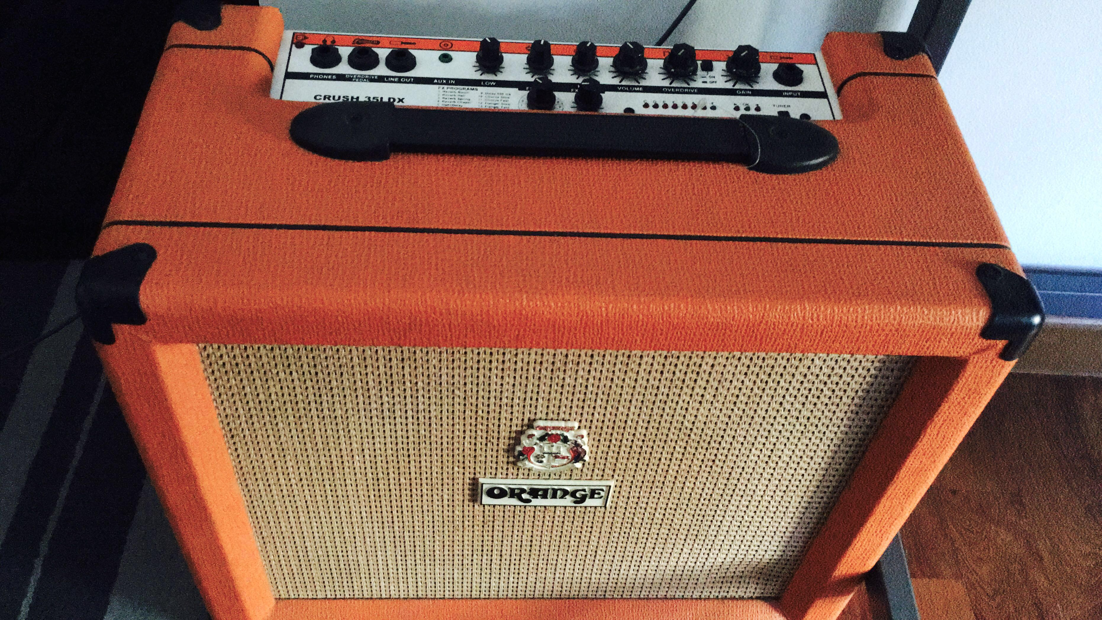 Orange Crush 35LDX Combo Amp Music Media Instruments On