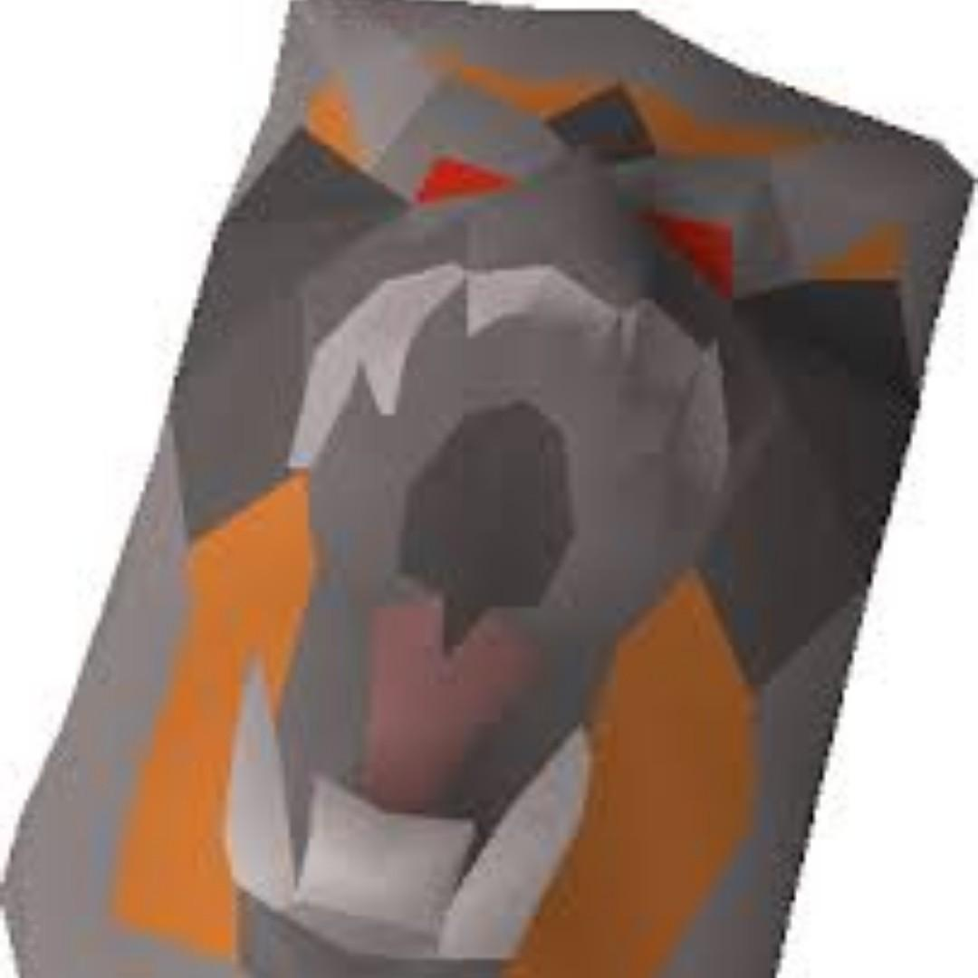OSRS Dragon Treasure Chest, Toys & Games, Video Gaming, In