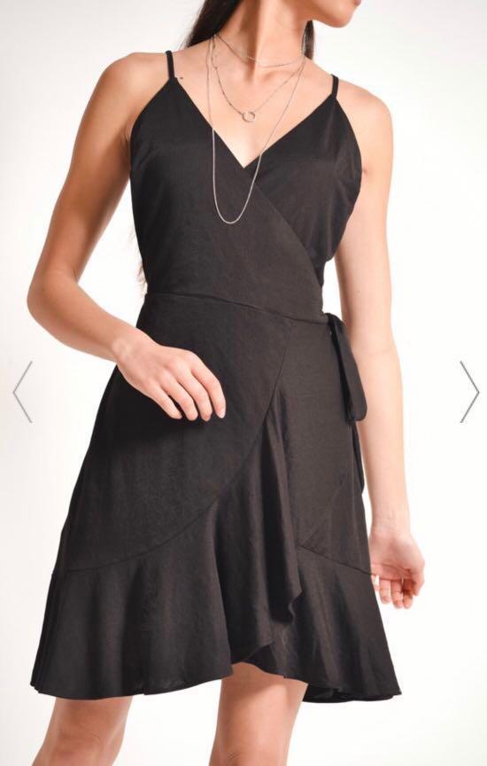Pagani Wrap Dress