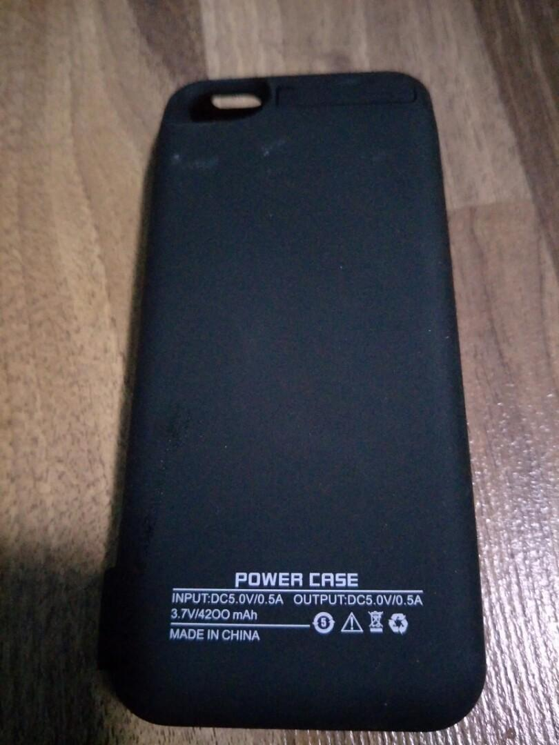 Power case