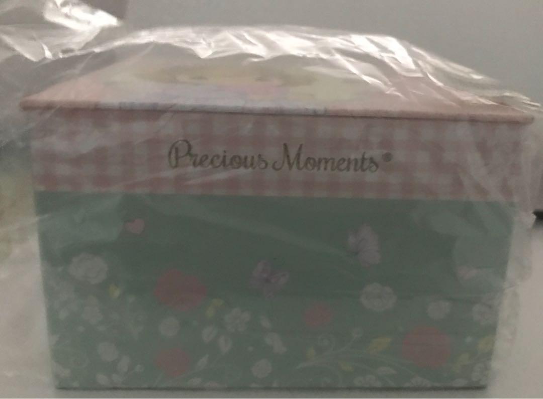Precious Moments Jewelry Box