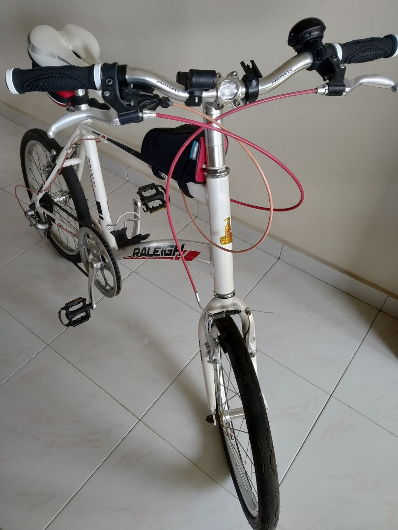 17ac185d4d3 Raleigh Mini Velo 8, Bicycles & PMDs, Bicycles, Road Bikes on Carousell