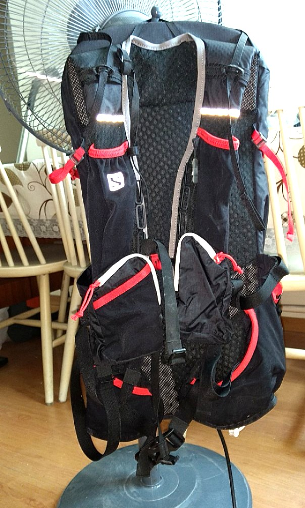 Salomon Peak 30 30l Backpack Almost New Sports Sports